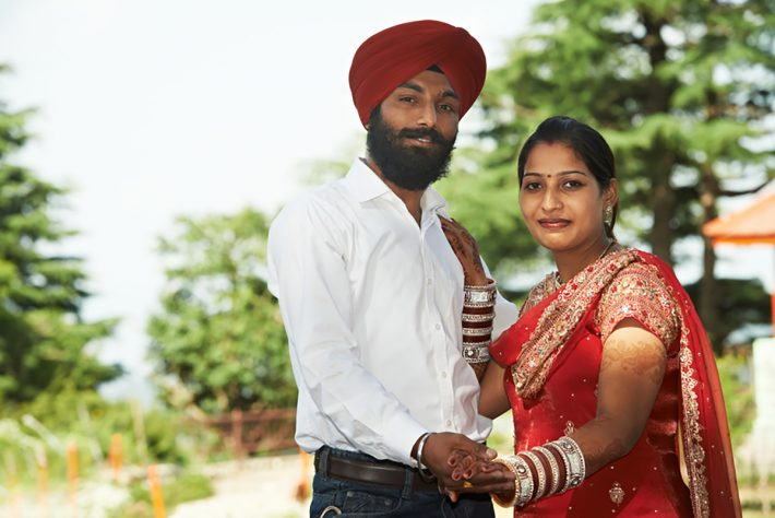 sikh wedding in Greece
