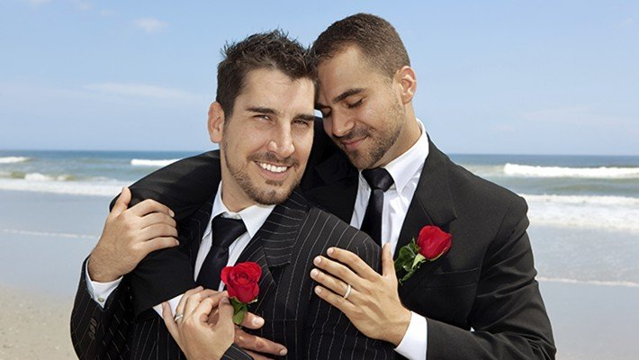Gay wedding in Greece