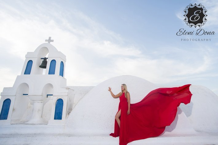 wedding photo-shooting oia santorini