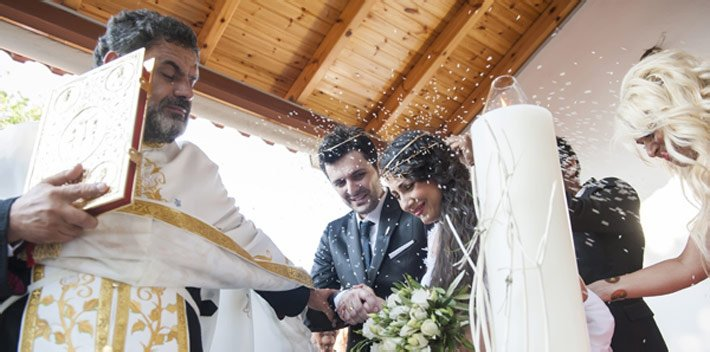 Orthodox Wedding in Greece